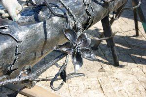 Фото кованых изделий, художественная ковка